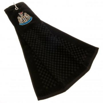 Newcastle United Tri-Fold Golf Towel